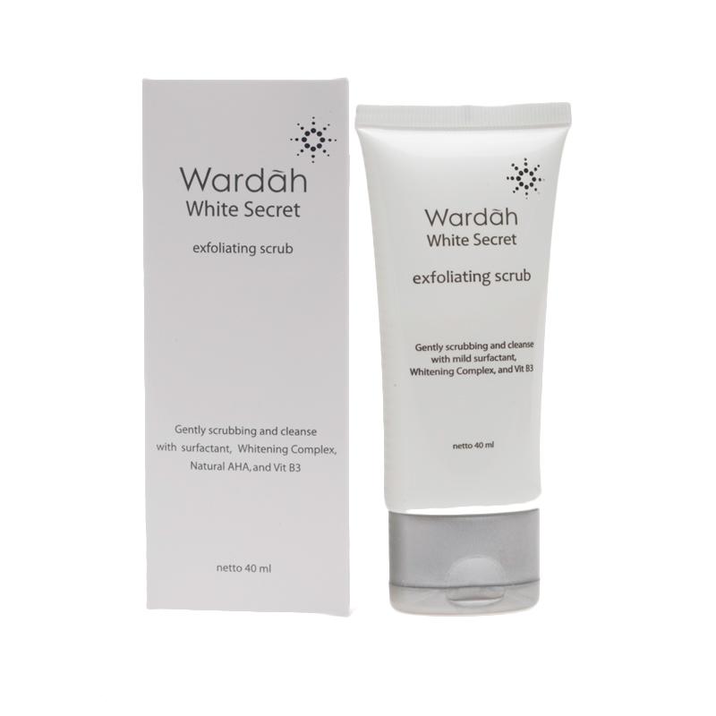 Menghilangkan Flek Hitam Dengan Wardah: BEAUTIFULL: WARDAH WHITE SECRET RENEW YOU ANTI ANGING