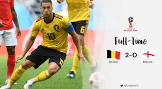 Belgia vs Inggris 2-0 Highlights #BELENG #WorldCup