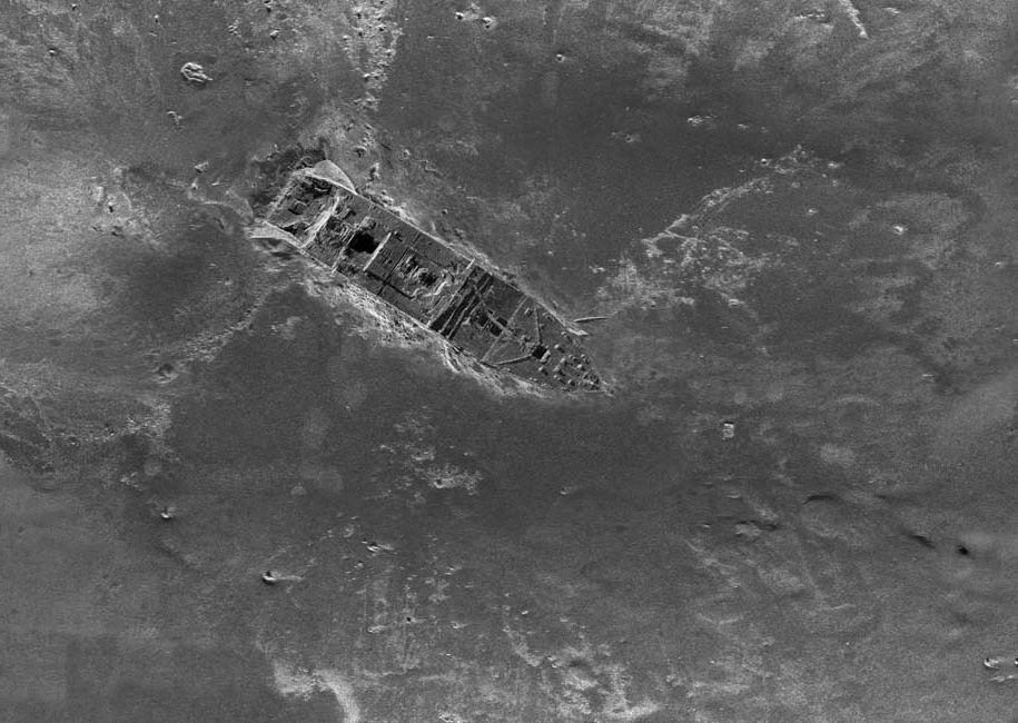 Researchers Map Entire Debris Field Of Titanic Shipwreck
