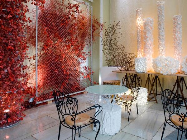 Aad Interiorismo Carmen Pousa Ikebana Wild Garden Hotel
