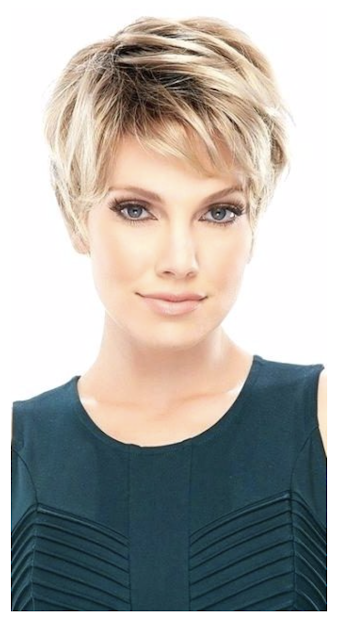 short bob hairstyle fine hair