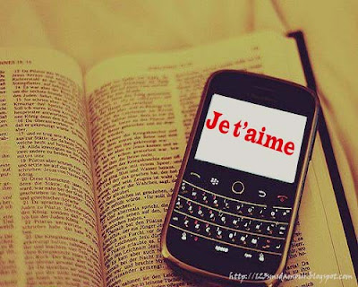 Texte d'amour je t'aime ma chérie