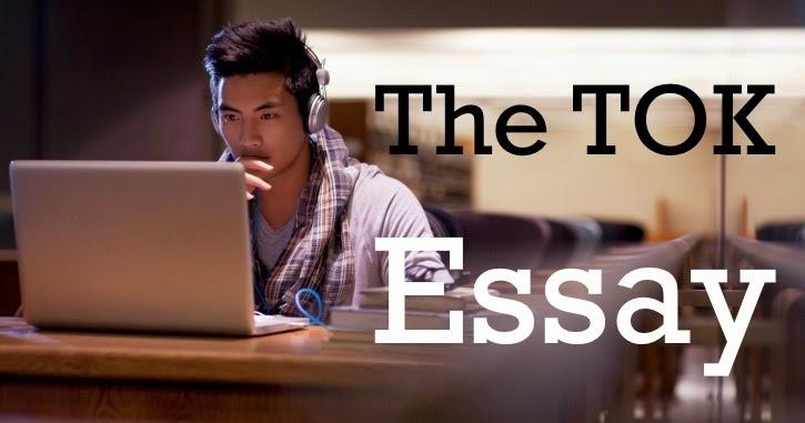 IB ToK Essay Titles and Topics: Nov 2014