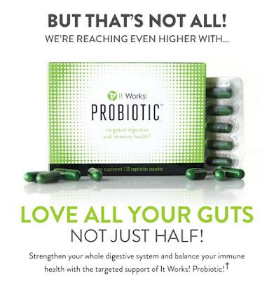 IT Works Probiotic image