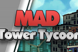 How to Free Download and Play Game Mad Tower Tycoon for Computer PC or Laptop