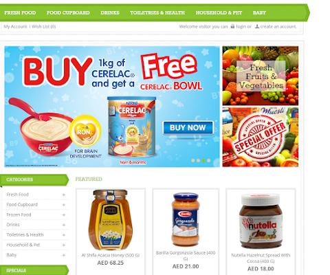 4c8b5187e0cc8 موقع ايزي ليفينج لشراء كل المنتجات الغذائية والإستهلاكية والمنزلية  بالامارات العربية المتحدة