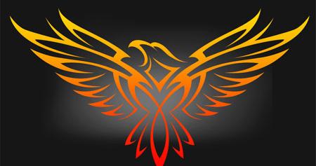 6300 Gambar Burung Elang Logo HD
