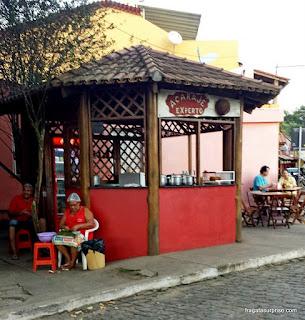 Acarajé em Itacaré