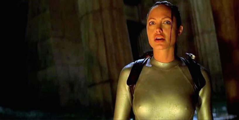Axellerated Movie Reviews Lara Croft Tomb Raider The Cradle Of
