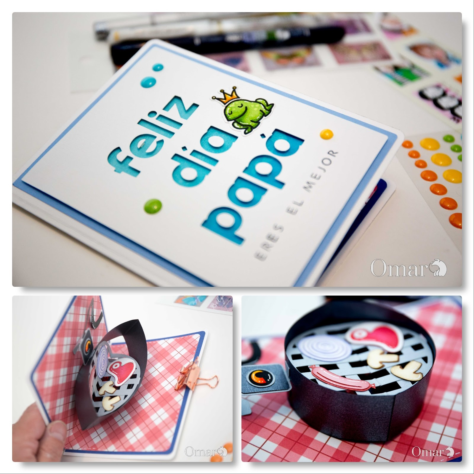 Free Printable father's day cards by canva. Awesome Svgs Father S Day Pop Up Card SVG, PNG, EPS, DXF File