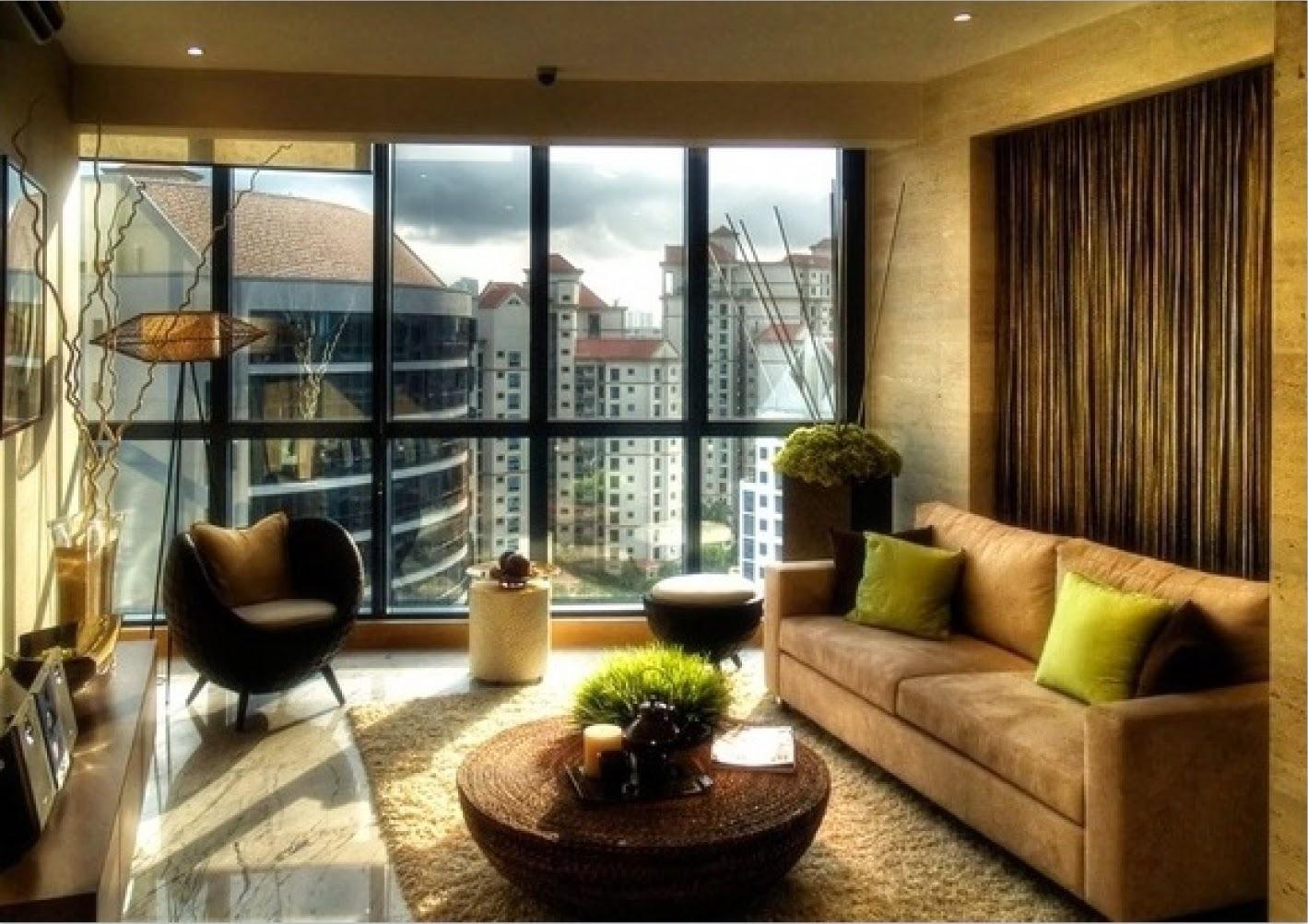 Interior Design Ideas for Small Apartment Living Rooms