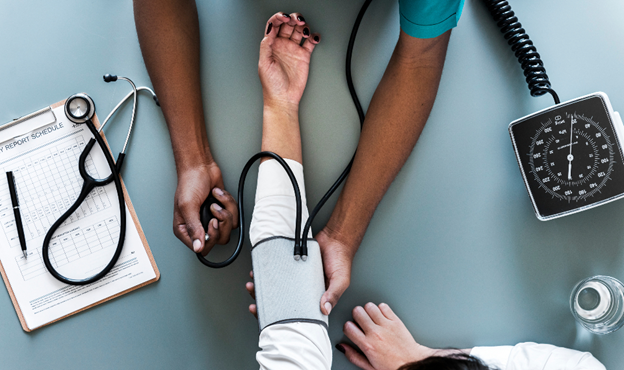 Five Ways to Prevent High Blood Pressure
