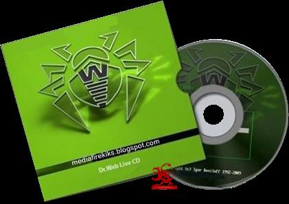 Dr web liveusb 6 0 0