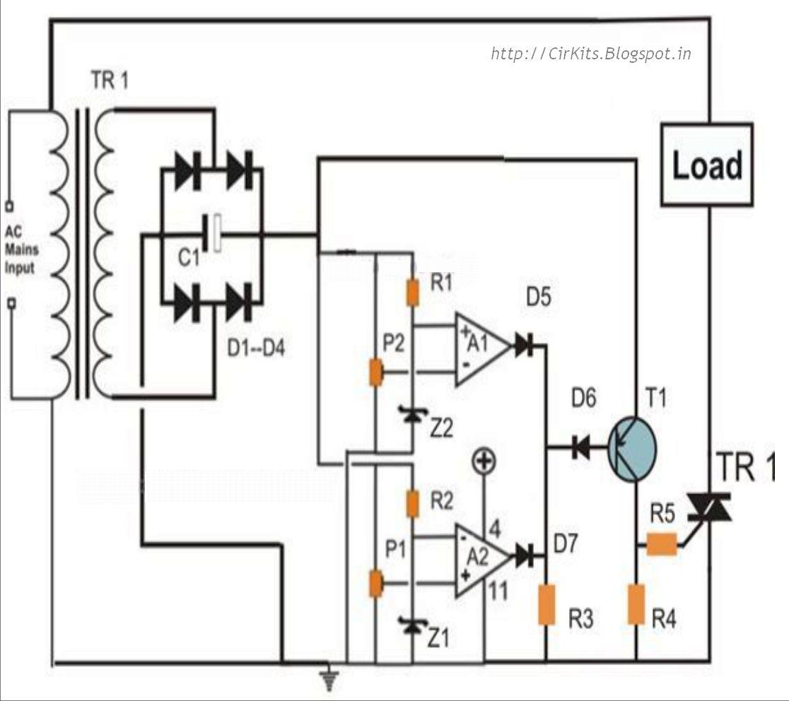 12 Volt Touch Switch
