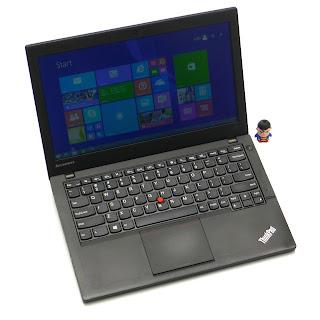 Lenovo ThinkPad X240 ( Core i5-4300U ) Bekas