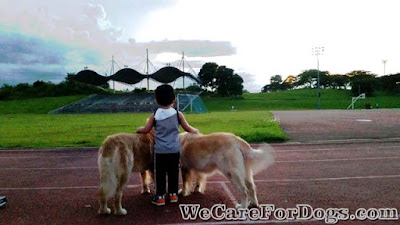 Tarlac Recreational Park with Audric, Mhershey and Archer