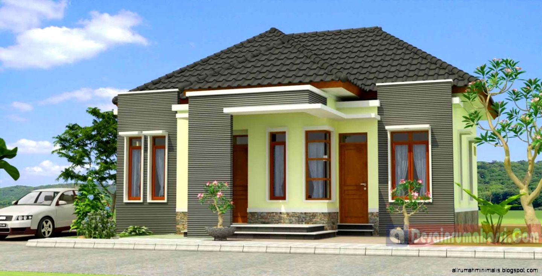 61 Desain Rumah Minimalis 8 X 10 Desain Rumah Minimalis Terbaru