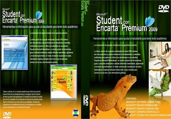 2009 DVD COLLECTION ENCARTA GRATUIT TÉLÉCHARGER MICROSOFT