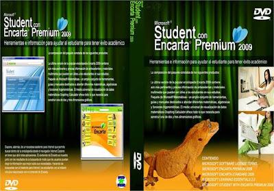Download Microsoft Student Con Encarta Premium 2008 [PC-DVD][ Spanish] free - downloadfastparts