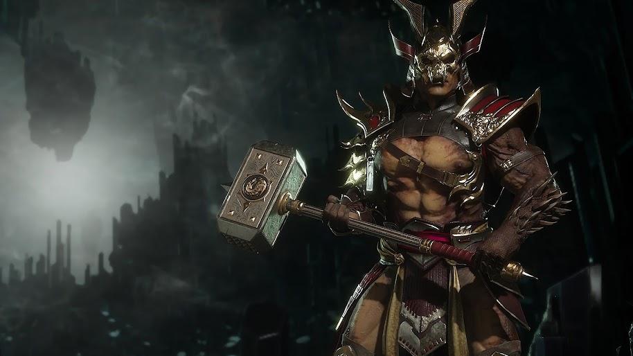 Mk11 4k Wallpaper: Shao Kahn, Mortal Kombat 11, 4K, 3840x2160, #7 Wallpaper