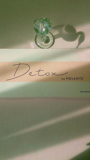 Recenzja Detox By Volante i 40% zniżki dla Ciebie
