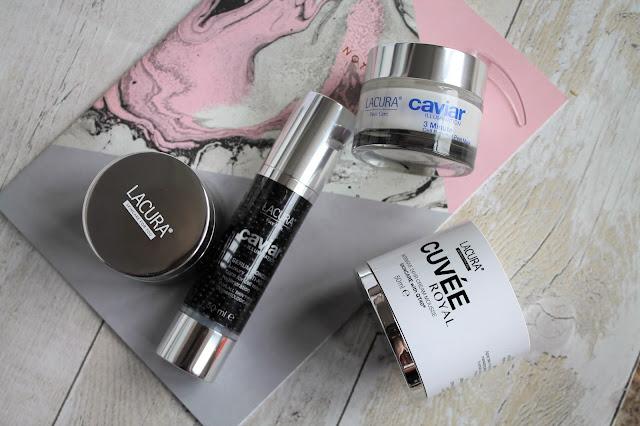 Aldi Lacura Caviar Skincare Review
