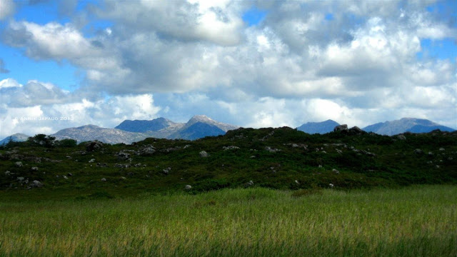 mountains, Roundstone © Annie Japaud Photography