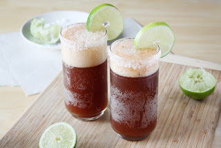 COCKTAIL MEXICAN MICHELADA