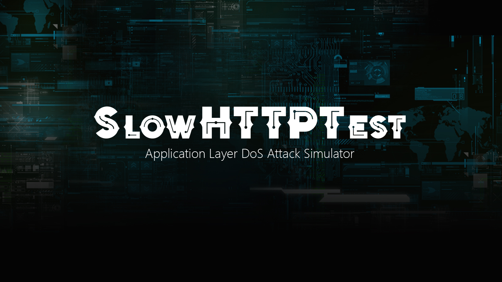 SlowHTTPTest - Application Layer DoS Attack Simulator