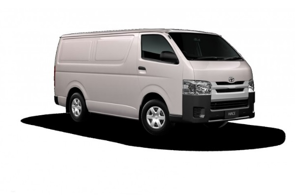 Toyota Hiace 2017 Model