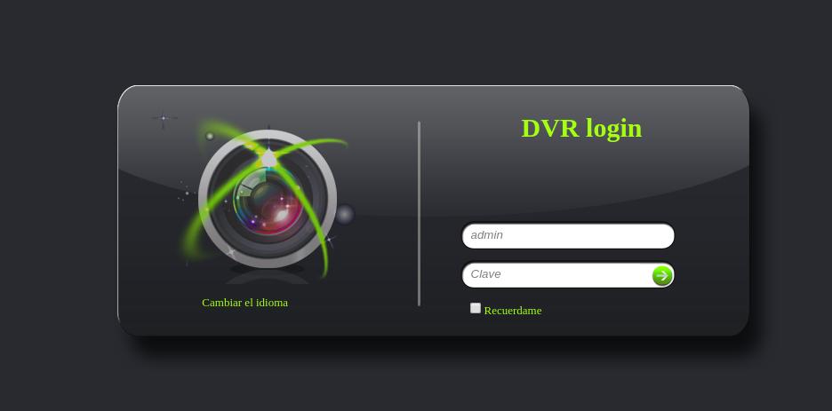 Capitan Alfa: [TBK Vision] DVR Login Bypass ( CVE-2018-9995 )