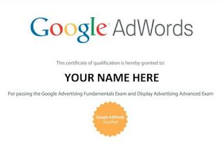 دورة مجانية في Google Adwords سارعو قبل نهاية العرض Udemy ,Google Adwords Advertising Fundamentals Exam,