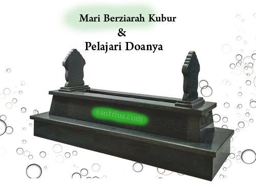 Doa Ziarah Kubur