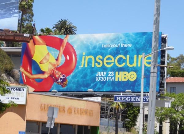 Insecure season 2 billboard