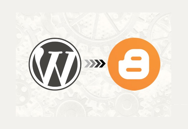 wordpress ke blogger