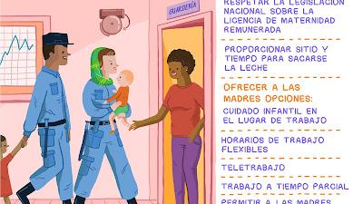 Madre trabajadora: Protección legal durante el embarazo, la licencia y la lactancia