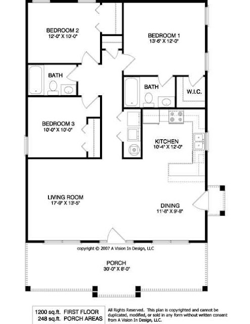 house plan collection 124