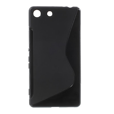 Stylish-TPU-Jelly-Soft-Case-Back-Cover-Sony-Xperia-M5-Dual