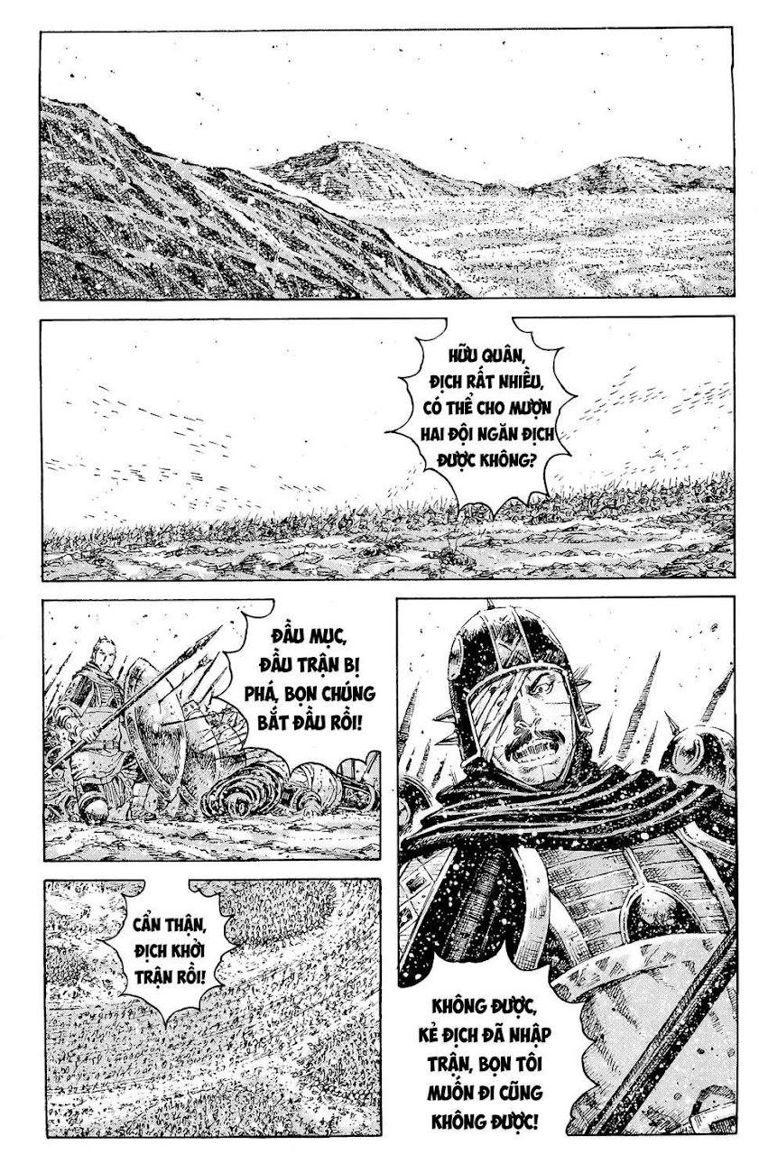 Hỏa phụng liêu nguyên Chương 346: Tuy bại vẫn thắng [Remake] trang 1