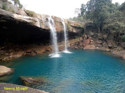 Krang Shuri Waterfall Meghalaya