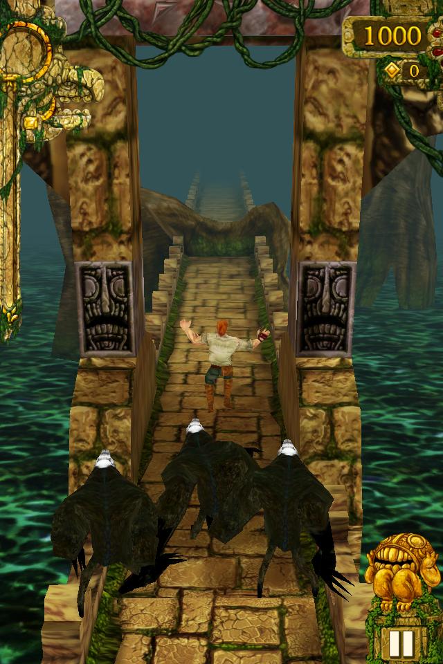 dmuma: Temple Run