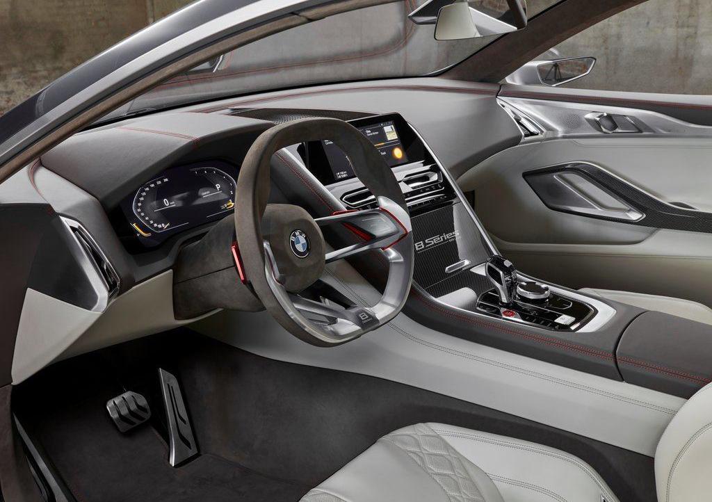 New BMW Concept 8 Series
