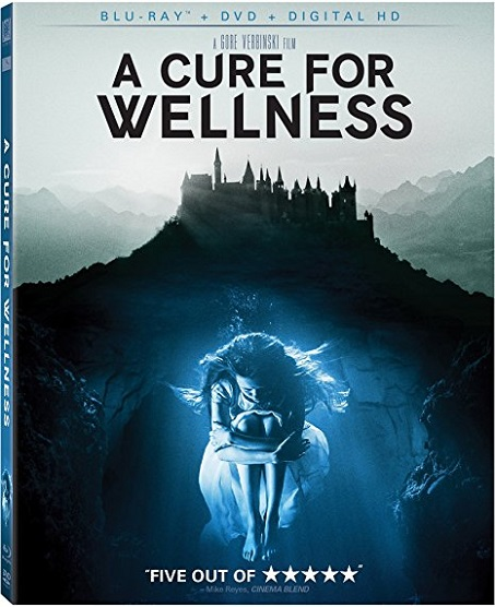 A Cure for Wellness (La Cura Siniestra/La Cura del Bienestar) (2016) 720p y 1080p BDRip mkv Dual Audio AC3 5.1 ch