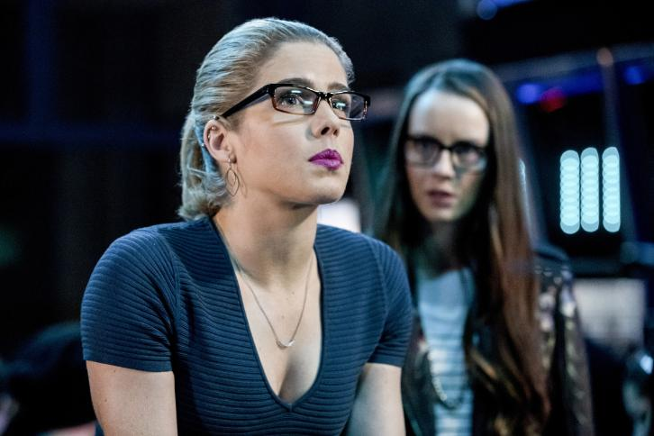 Arrow - Episode 5.18 - Disbanded - Promos, Sneak Peeks, Inside The Episode, Interview, Promotional Photos & Press Release