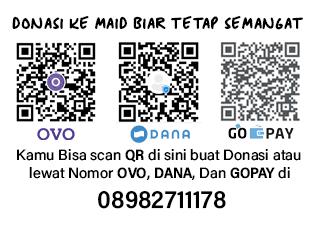 Bantu Donasi