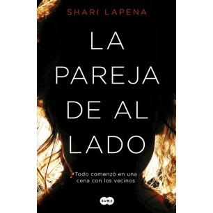 La pareja de al lado, Shari Lapena