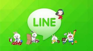 LINE Rilis Fitur Kirim Berkas, Foto 360 Derajat dan Tag Teman Di Room Chat