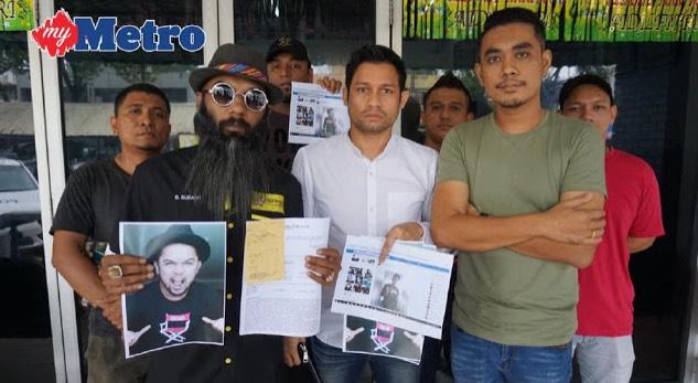 SENIMAN Buat Laporan Polis Isu Nick Mikhail Ugut Zed Zaidi