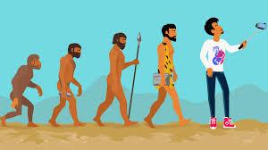 Memakai Sebagian Teori Evolusi
