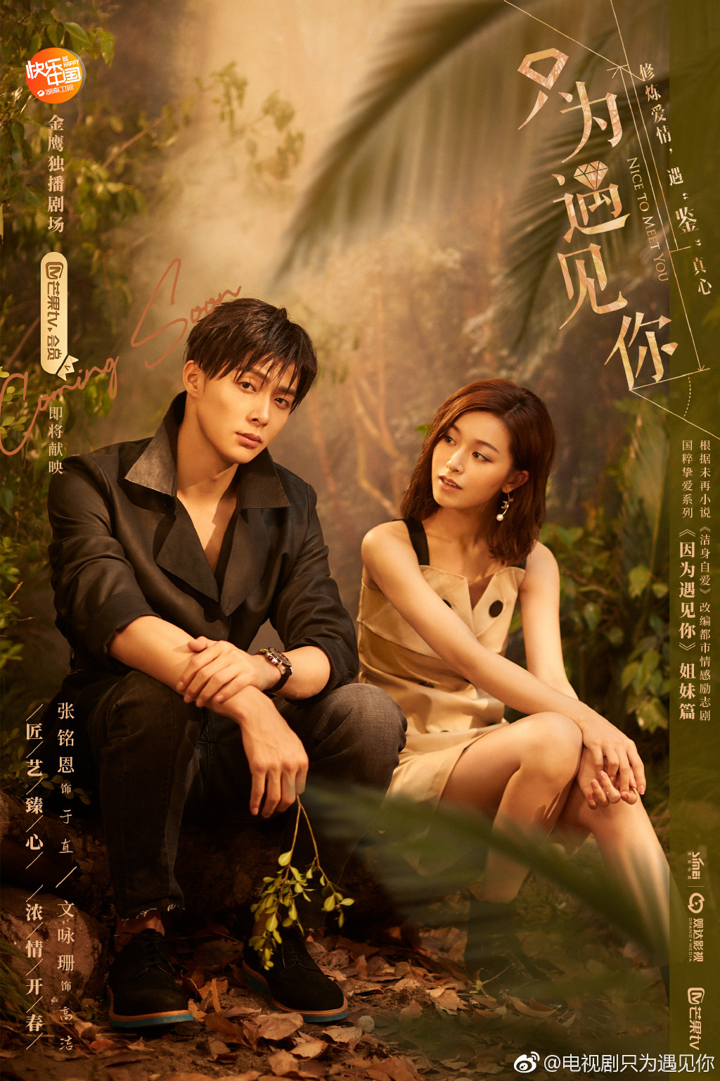 Nice to meet you chinese drama ep 39